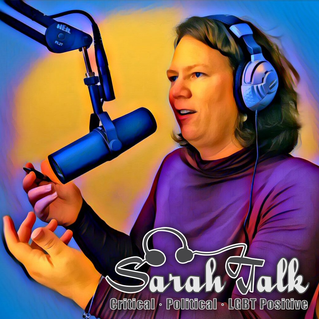 SarahTalk - LGBT-Positive Internet Radio